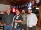 Joe Aymond, Don Fontenot, Tony Guilbeau, Robbie Miller