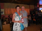 Winning couple from Brussells, Belgium