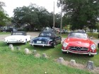190 SL Group Car Club Visited Freds