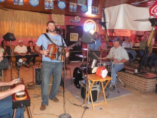 Troy LeJeune and Cajun Revue