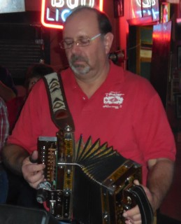 Jamie Berzas and Cajun Tradition